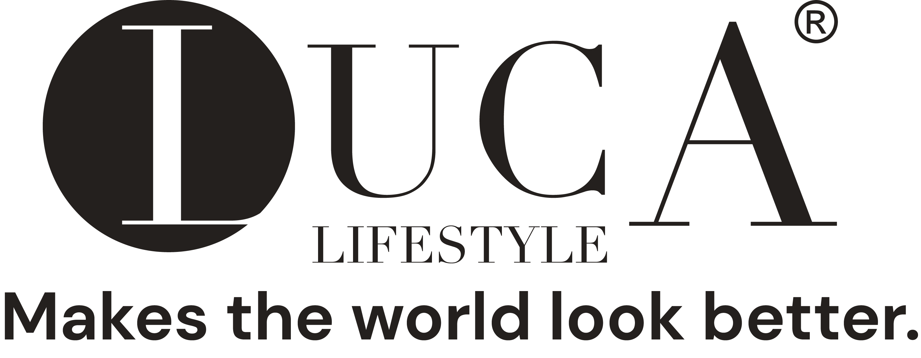 Luca Lifestyle incl. slogan